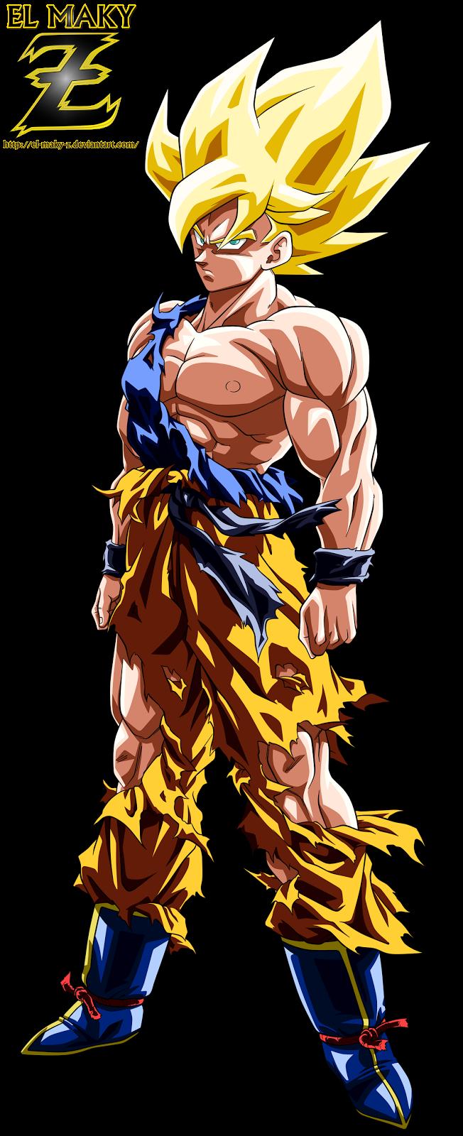 Son Goku Saiyan