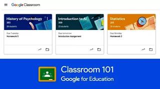 Google Clasroom Google for Education