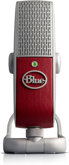 Blue Raspberry Premium Mobile USB Mic