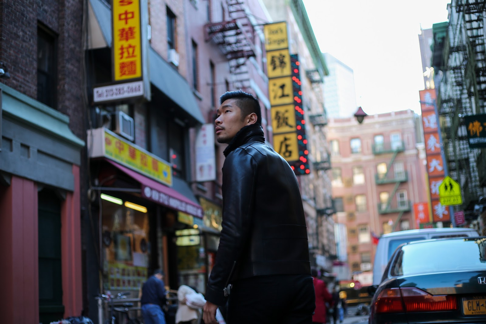 Leo Chan, Fashion Blogger in NYC, responds to Fox News Chinatown racist segment