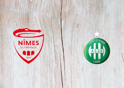 Nîmes vs Saint-Etienne -Highlights 29 September 2019