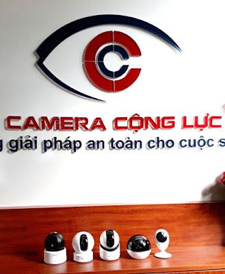 Showroom bán camera wifi tại lê chân hải phòng