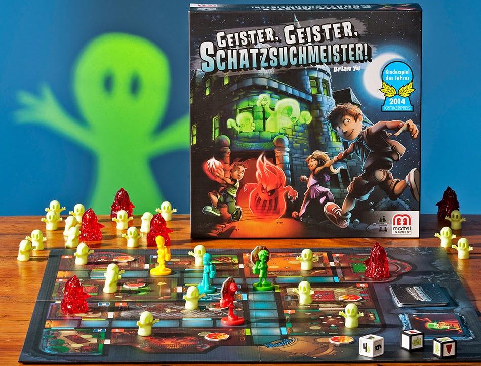 Spiel Geister Geister Schatzsuchmeister