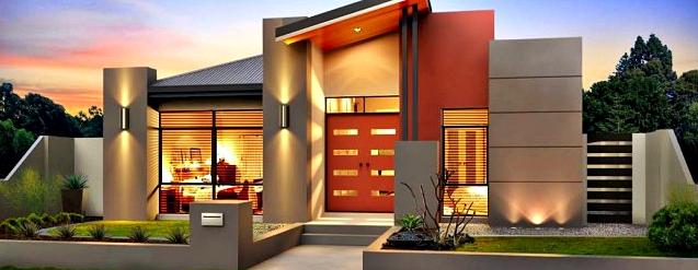 Kumpulan Model Gambar Rumah Idaman Terbaru 2016 - Rumah Idaman Bergaya Kontemporer Modern