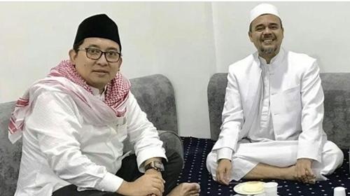 Fadli Zon Ucapkan Selamat Ulang Tahun untuk HRS, Netizen: Cuma Bang Fadli yang Berani