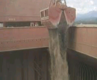 Cement cargo risk and its management