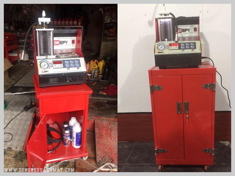 máy súc rửa kim phun giá rẻ, máy súc rửa kim phun, thiết bị làm sạch kim phun,máy súc kim phun xăng điện tử drefi, máy làm sạch kim phun, máy vệ sinh kim phun, máy súc kim phun xe máy
