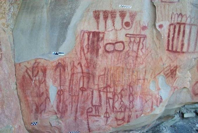 5000 lukisan gua dibongkar di Mexico