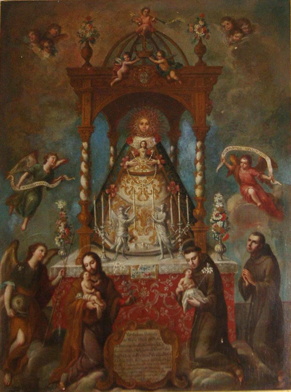 El Rosario en Cádiz: De una grabado a una pintura (I) Miguel Cabrera Fantasy Outlook