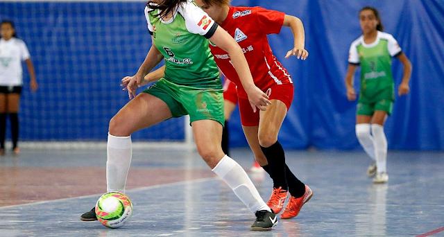 Posições dos jogadores do Futsal