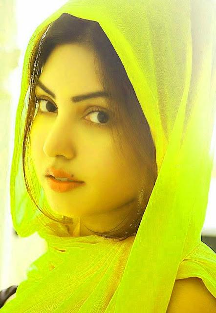 desi ladki ka photo girl yellow suite  image download