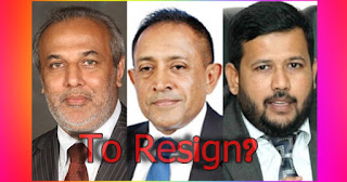 All Muslim ministers including Hakeem, Hasheem tender resignation ... so that Bathiudeen is not isolated