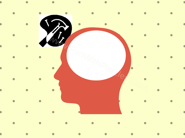 Rebus Engish Idiom Quiz-Brain