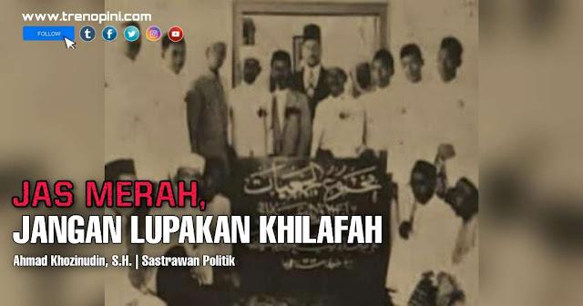 Sejarah tentang Khilafah di negeri ini, juga tak lepas dari sejarah agama Islam di Nusantara. masyarakat Nusantara, mustahil mengenal dan memeluk agama Islam, tanpa adanya aktivitas dakwah yang diemban oleh Khilafah.
