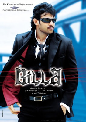 Billa 2009 Dual Audio Hindi ORG 480p UNCUT HDRip 450MB With ESub