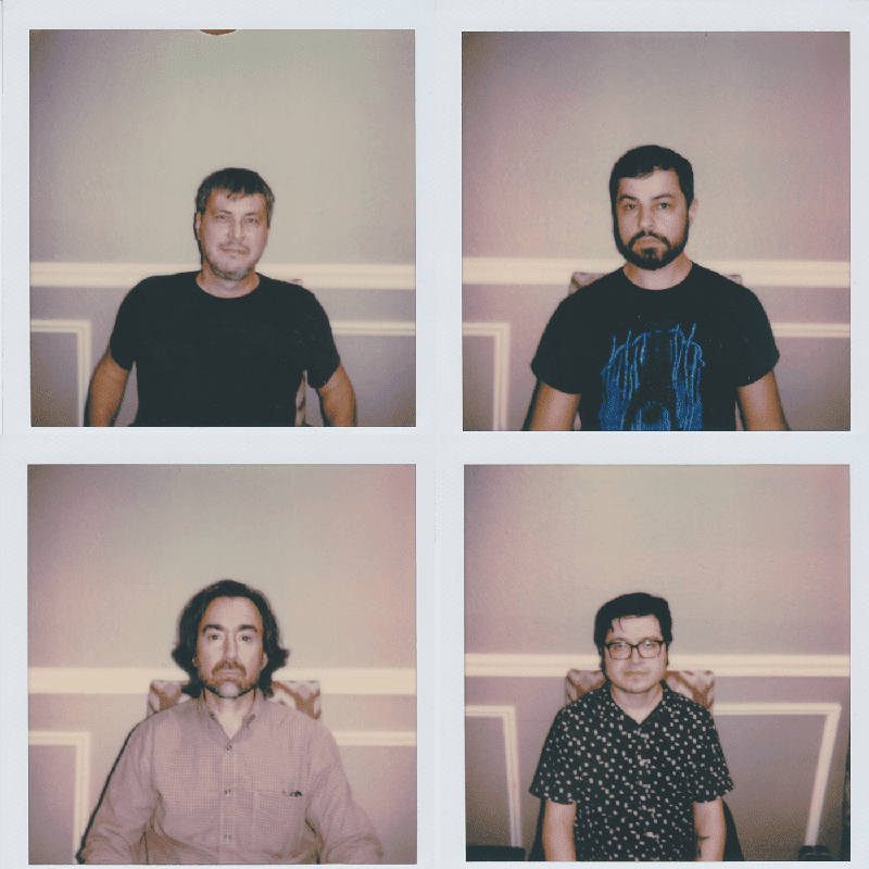 """Inks Lake hail from Austin, Texas - and """"Bison Dele"""" is from their post punk debut EP """"Where Else"""""""