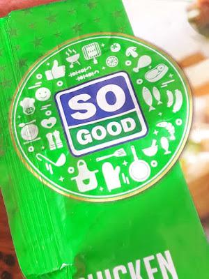 Tampilan Logo Baru SO GOOD, Makin Semangat Penuhi Gizi Seimbang