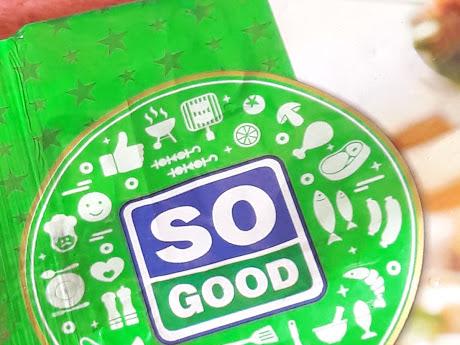 Tampilan Logo Social Circle So Good, Semangat Penuhi Gizi Seimbang