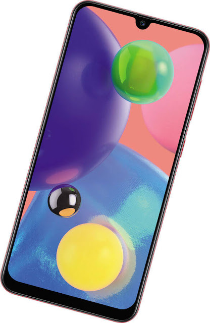 Samsung Galaxy A70s Full Specifications & Features