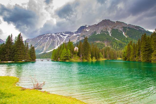 Chiesetta sull'Obernberger see-Tirolo