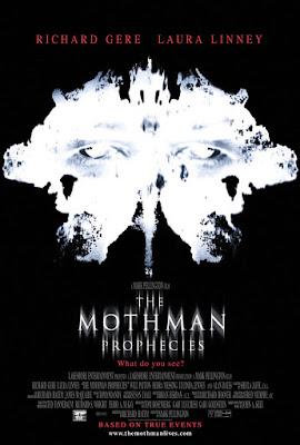 The Mothman Prophecies Poster