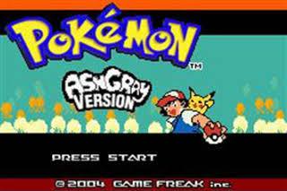 Pokemon: Ash Gray Version Cover