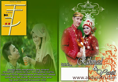 Cara membuat desain undangan pernikahan dengan photoshop