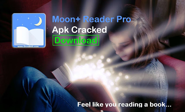 Moon+ Reader Pro Apk Cracked Download