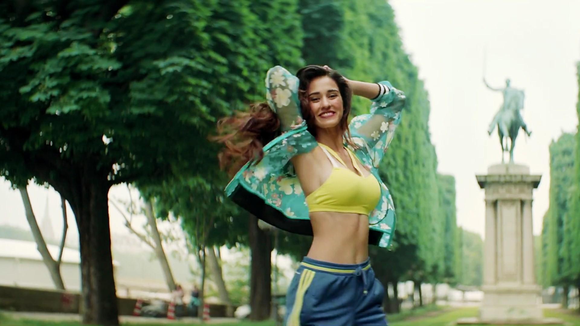 Indian Actress Disha Patani