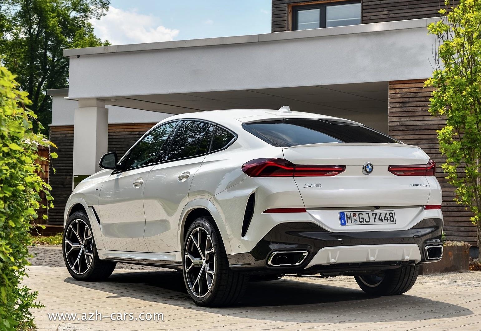 BMW X6 - 2020 - AZH-CARS