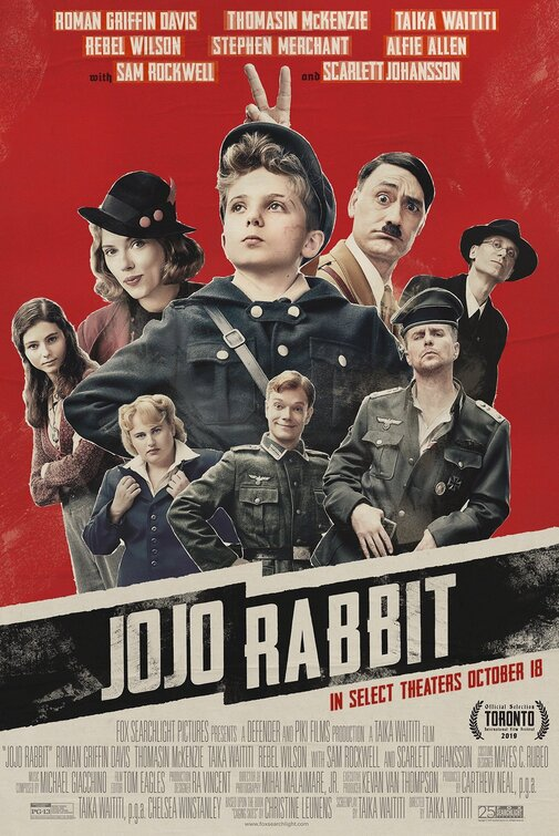 Jojo Rabbit movie poster