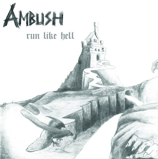 Ambush - Run like Hell (full album)