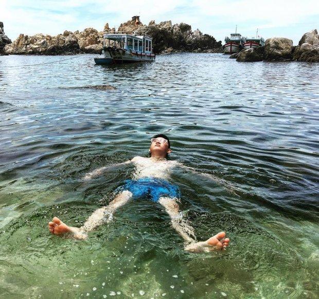 Đảo Hòn Nội với bãi tắm đôi một bên nóng, một bên lạnh hot nhất Nha Trang