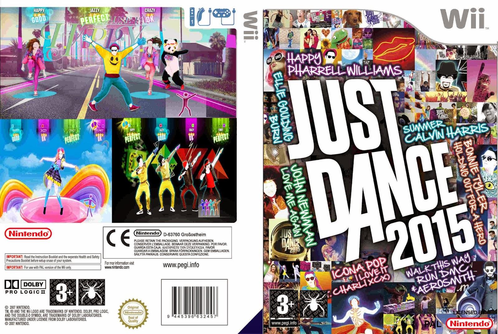 just dance 2015 wii wbfs