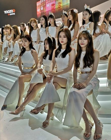 ChinaJoy 2019 - Showgirl ChinaJoy khiến người xem không thể rời mắt 13