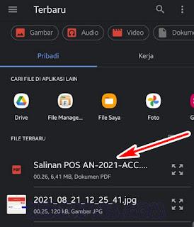 Cara Mengurangi Ukuran File Pdf (Compress Pdf)