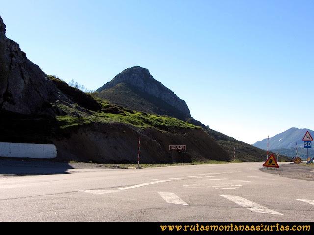 Transcantabrica Tarna-Ponga: Inicio en el Puerto de Tarna