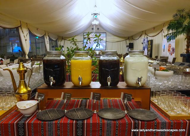 Ramadan Tent in Hili Rayhaan by Rotana