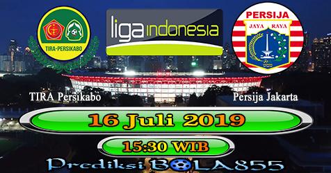 Prediksi Bola855 TIRA Persikabo vs Persija Jakarta 16 Juli 2019
