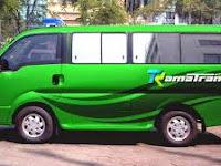 Jadwal Travel Rama Tranz Jakarta - Bandar Lampung PP