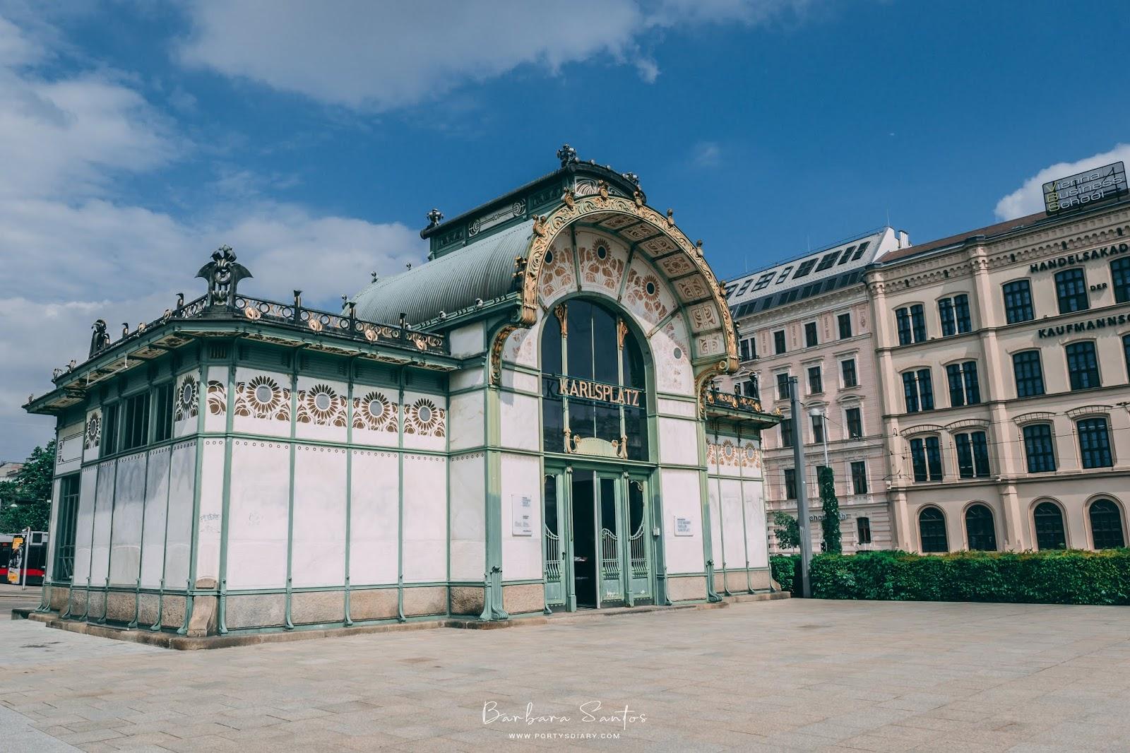 Karlsplatz // St Charles Square - Vienna