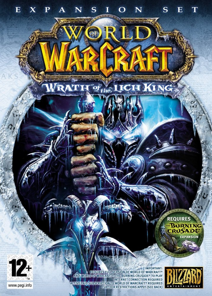 World of warcraft: the burning crusade pc game download.