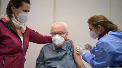 Kelambanan Vaksinasi Covid-19 Tingkatkan Kekecewaan di Eropa