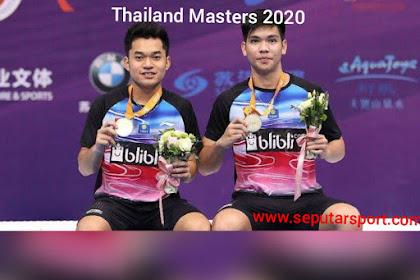 Daftar Pemain Indonesia di Thailand Masters 2020