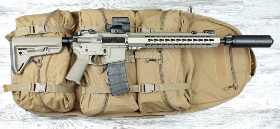 Укроп виробник вітчизняних гвинтівок UAR-10 та UAR-15