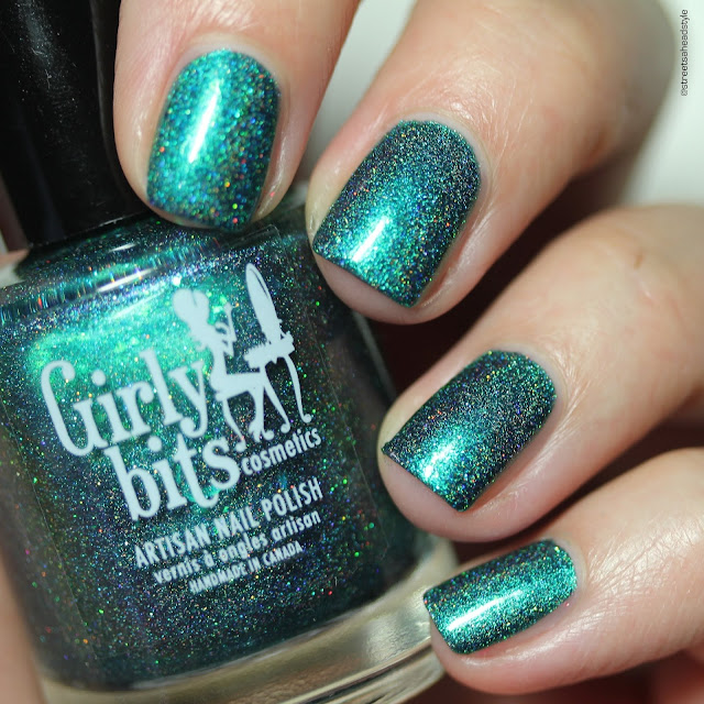 Girly Bits North of 42 swatch by Streets Ahead Style