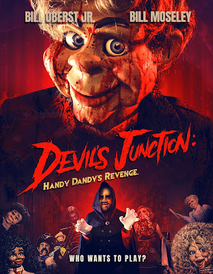 Official poster for DEVIL'S JUNCTION: HANDY DANDY'S REVENGE.