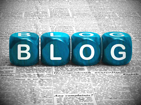 What should be done before posting blog?