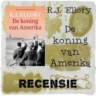 R.J. Ellory, De Fontein