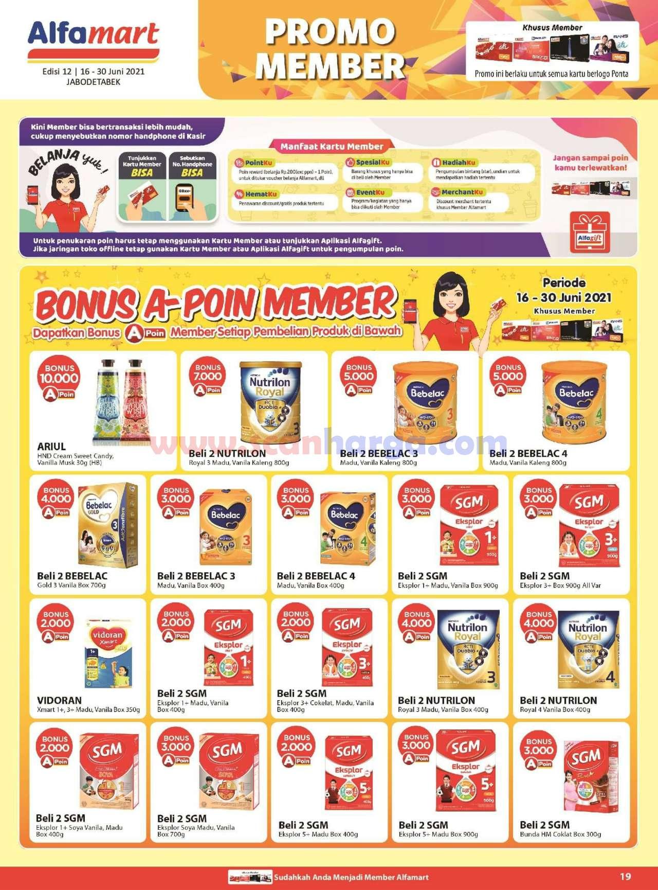 Katalog Promo Alfamart 16 - 30 Juni 2021 19